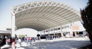 Con inversión de 3.4 mdp, San Andrés culmina obras en bachillerato