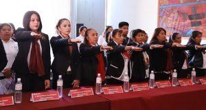 En San Andrés, instalan Sistema de Protección a Niños y Adolescentes