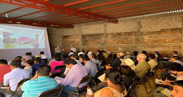 Hacen consulta público por ferrocarril en Istmo de Tehuantepec