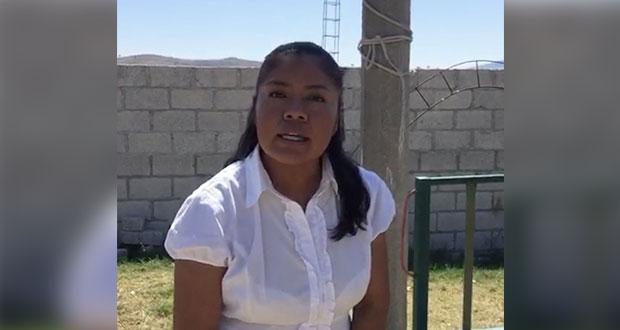 Solicitan a CFE retirar dos postes en jardín de niños