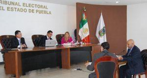 TEEP confirma a Zaldívar como presidente del PAN municipal de Puebla