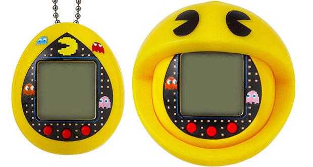 Anuncian nuevo Tamagotchi inspirado en el videojuego Pac-Man