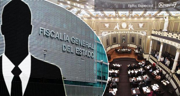Terna para FGE deberá comparecer ante el pleno del Congreso: Biestro