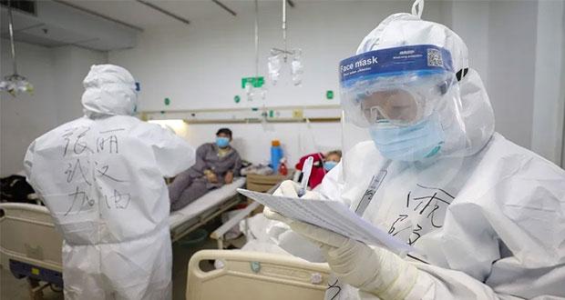 Van mil 665 muertes por Covid-19 en China y más de 65 mil infectados