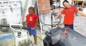Niña chiapaneca en la lista de jóvenes inventores de la revista Time