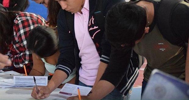 Puebla, con 863 mil alumnos que reciben becas del Bienestar; está en top 3