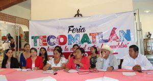 Ayuntamiento anuncia inicio de la Feria de Tecomatlán 2020