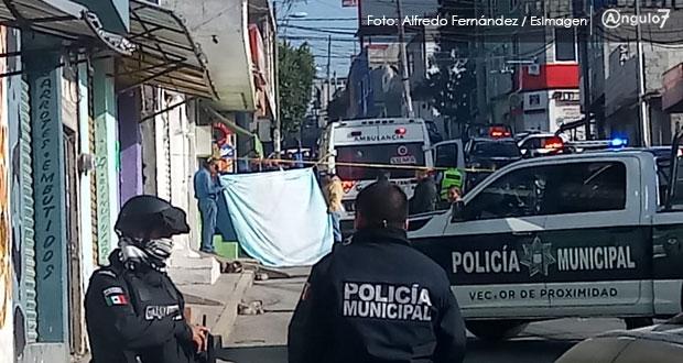Por ajuste de cuentas, ataque en local de San Pablo Xochimehuacan: Rivera