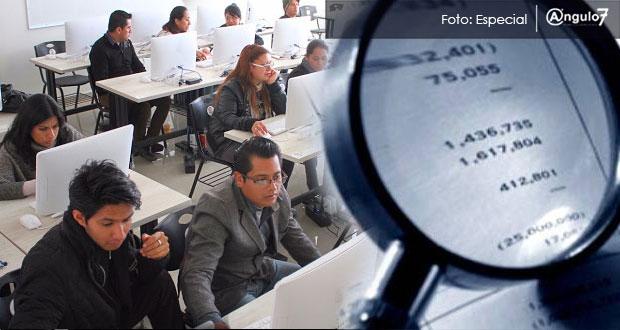 ASF detecta anomalías en cursos para docentes con costo de 15 mdp en Puebla