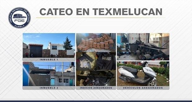 En cateos, aseguran más de 18 toneladas de mercancía en San Martín