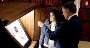 Ayuntamiento de Puebla y EU acuerdan mejorar turismo y economía