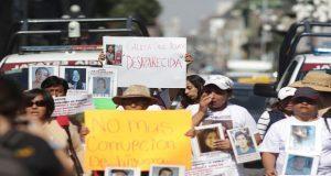 En marcha a Congreso, colectivo pide no ratificar a Higuera en la Fiscalía