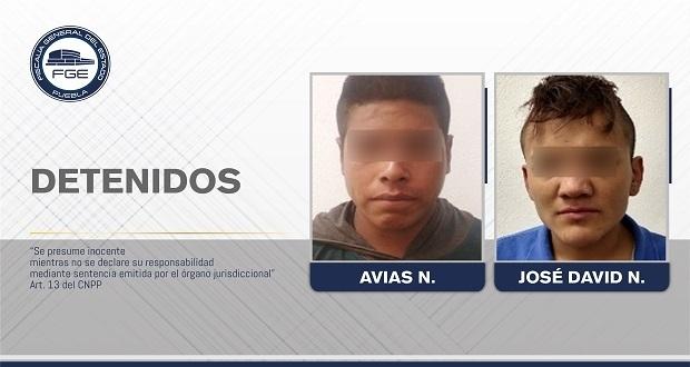 FGE detiene a dos hombres por posesión de supuesta droga en Analco