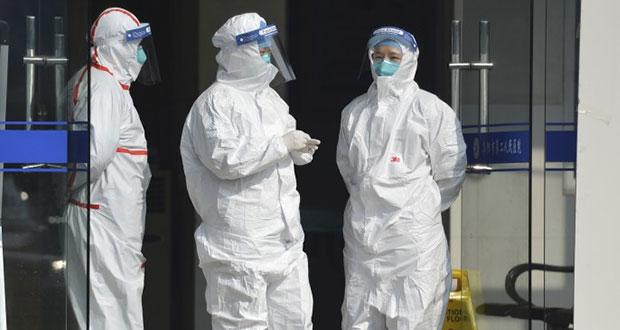 Confirman caso de coronavirus en la frontera entre México y EU