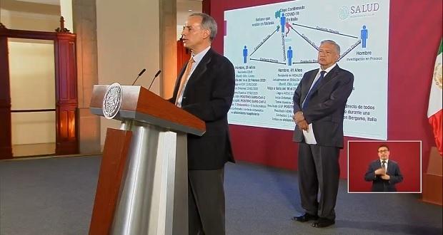 El Covid-19 llega a México; hay un caso confirmado y tres posibles contagios