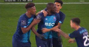 Marega, jugador del Porto, abandona el partido por gritos racistas