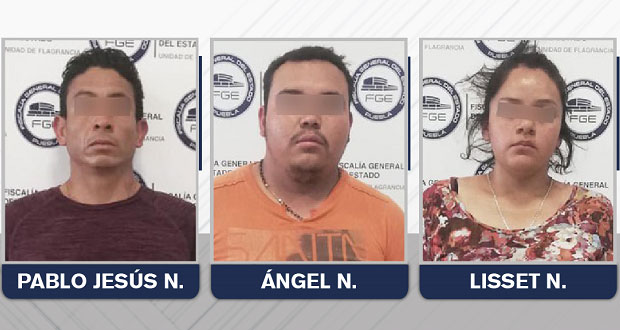 FGE cumple aprehensión contra detenidos por asesinato de estudiantes