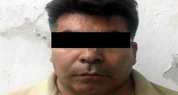 Detienen a director de Seguridad de Texmelucan; sería por secuestro