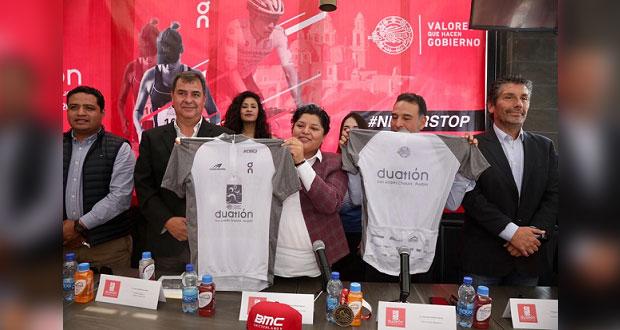 Con Duatlón el 16 de febrero, San Andrés fortalece deporte: Pérez