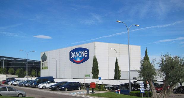 Danone prevé impacto negativo de 100 millones de euros por Covid-19
