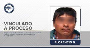 Vinculan a proceso a hombre por feminicidio de su cuñada en Puebla