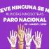 Cuatro universidades de Puebla se suman al paro #UnDíaSinNosotras