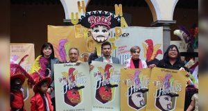 Con 14 actividades se celebrará el Sexto Festival de Huehues