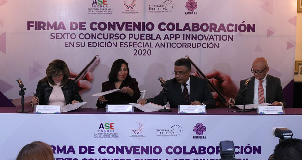 ASE impulsa concurso de aplicaciones para combatir la corrupción
