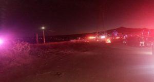 Controlan fuga de gas en Barranca Honda y evacuados regresan