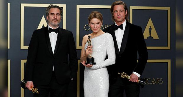 Aquí están los ganadores de los Oscar 2020
