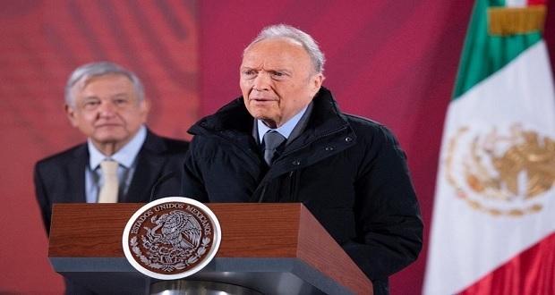 Niega Gertz Manero renuncia como fiscal General de la República