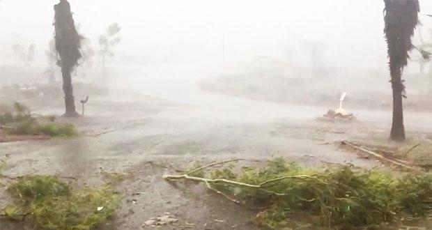 En Australia, controlan incendios, pero ahora hay inundaciones