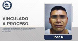 Lo procesan por robo a menor e intentar violarla en Huauchinango