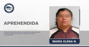 FGE detuvo a mujer acusada de lenocinio y trata de personas