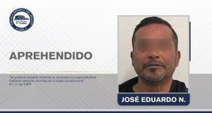 Fisdai reaprendió a presunto narcomenudista en Puebla capital