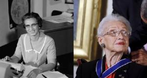 Katherine, famosa matemática de la NASA, muere a los 101 años