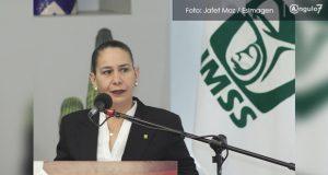 Nueva delegada del IMSS, sin fecha para resolver saturación en La Margarita