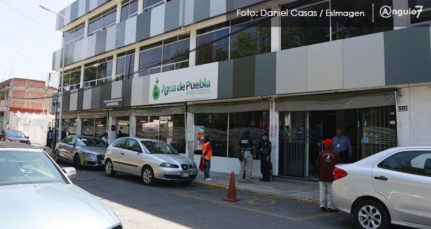 ASA pedirá a SHCP investigar uso de recursos de Agua de Puebla