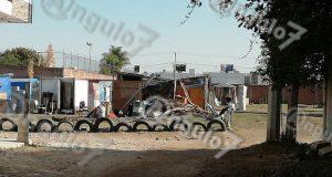 Paracaidistas invaden predio de la Romero Vargas y levantan viviendas, acusan