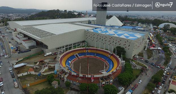 Barbosa anuncia nueva plaza de toros y construcción de palenque en Puebla