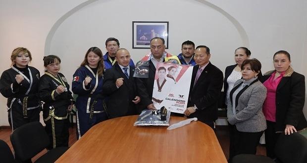 4 mil policías de Puebla son capacitados en Hosin Kwonbub