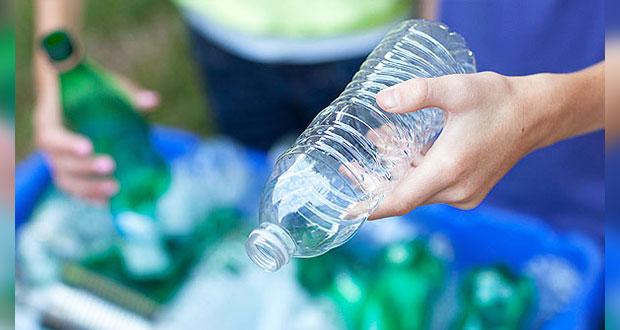 Regidor propone prohibir uso de PET en la capital; solo el 5% lo recicla