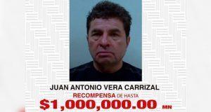 Ofrecen 1 mdp por Juan Vera; habría ordenado atacar a saxofonista