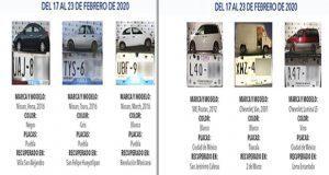 En Puebla, la SSC recuperó nueve vehículos robados en una semana