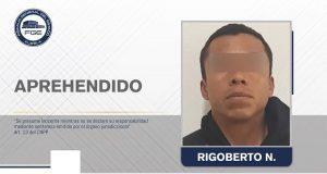 FGE aprehende a presunto responsable de secuestro en Puebla