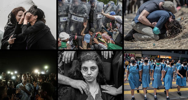 Checa las seis fotografías finalistas del World Press 2020