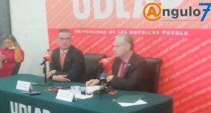 Estudiantes de prepa Udlap-Sedif sí son de escasos recursos, afirma rector