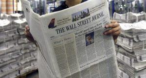 China expulsa a reporteros de The Wall Street Journal por racismo