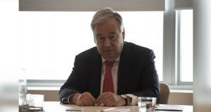ONU planea recaudar 2 mil mdd para atender el Covid-19 en el mundo