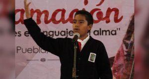 Antorcha llama a niños y jóvenes a acercarse a la poesía